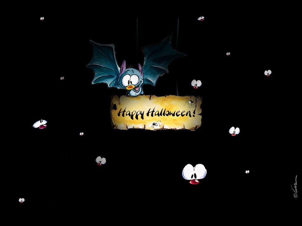 Fonds d ecran halloween for Fond ecran drole