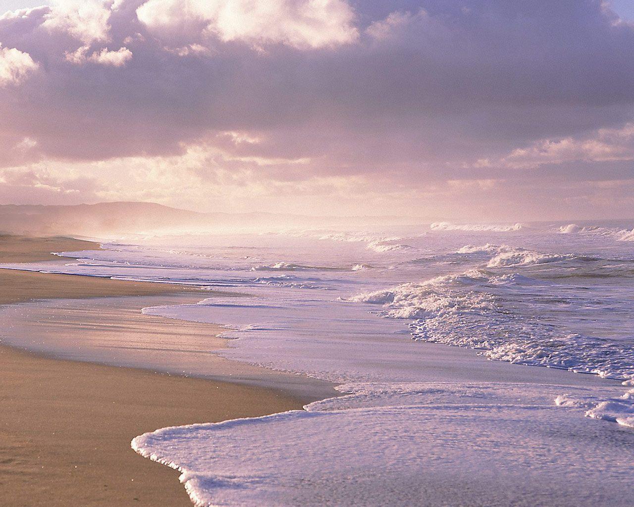 fond d'ecran gratuit ocean atlantique