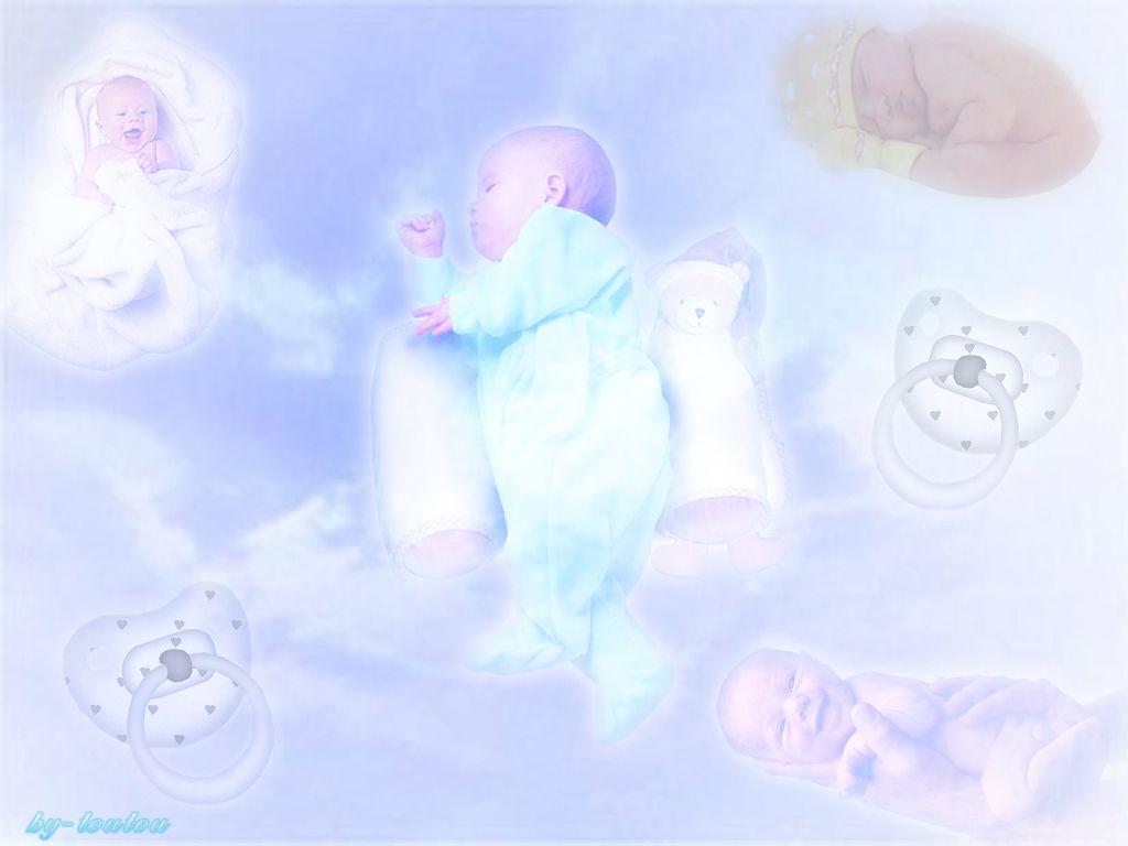 Fonds d ecran bebe page 8 for Fond ecran bebe