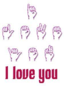 image je t'aime
