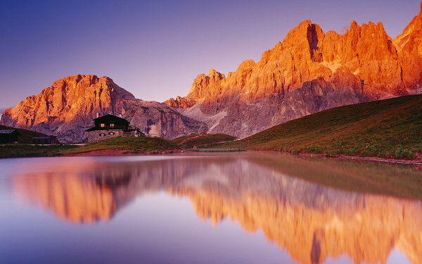 fond d'écran paysage Parc Naturel   Italie 1920x1200