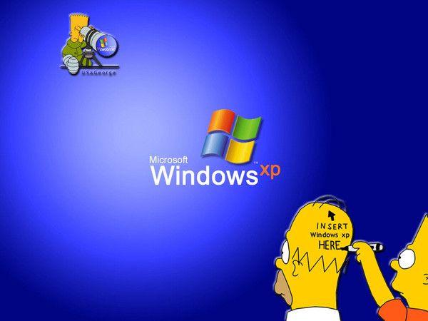 Fonds d ecran windows xp for Fond ecran xp