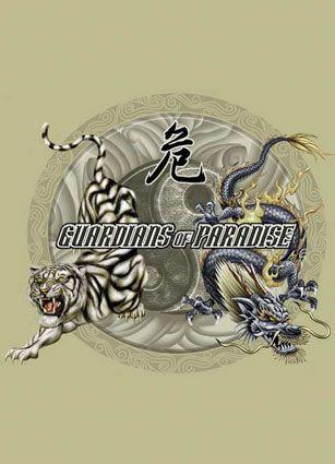 image tigre et dragon