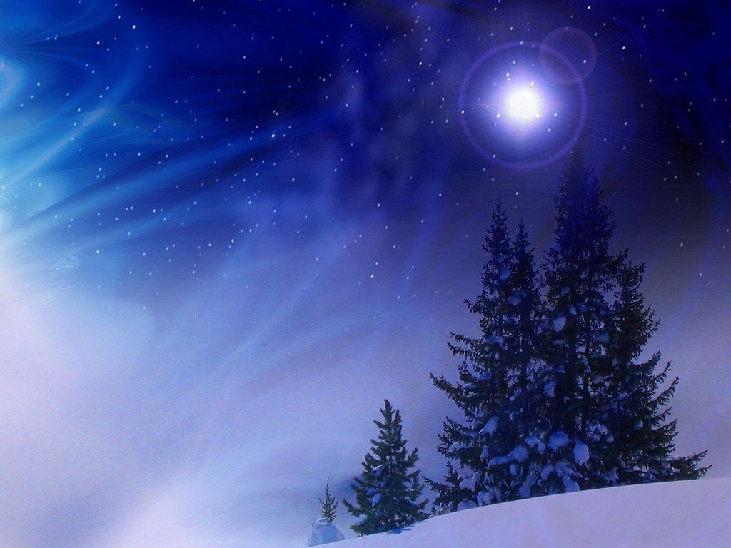 Fonds d ecran paysages d hiver for Fond ecran 3d