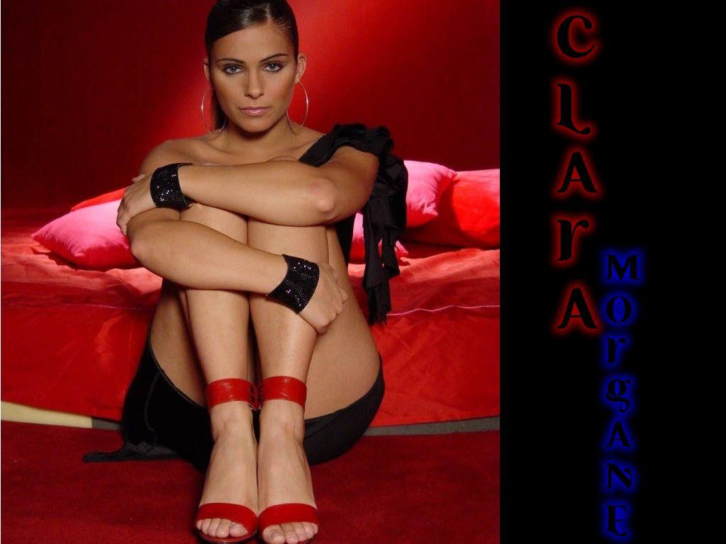 fond d'écran Clara Morgane