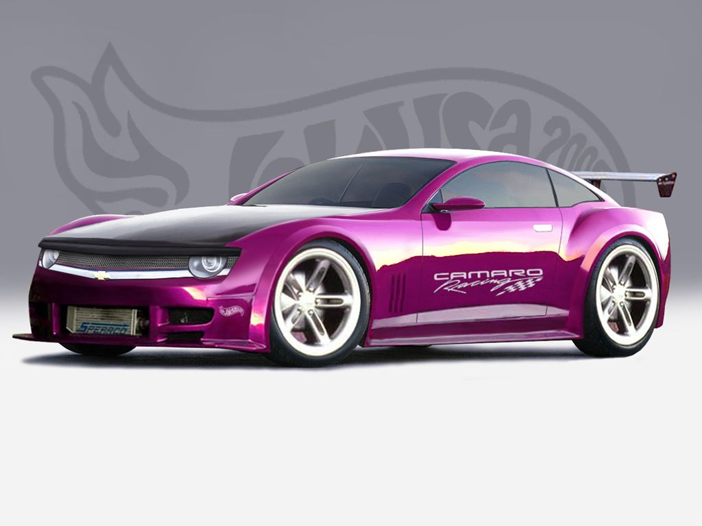 fond d'cran Camaro