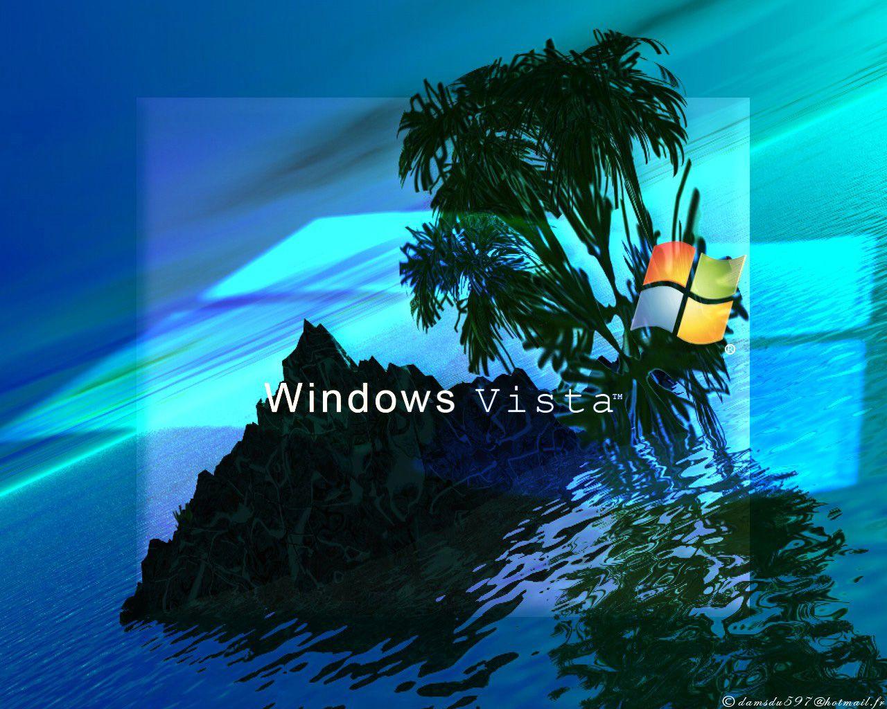 Fonds d ecran windows vista page 6 for Fond ecran vista