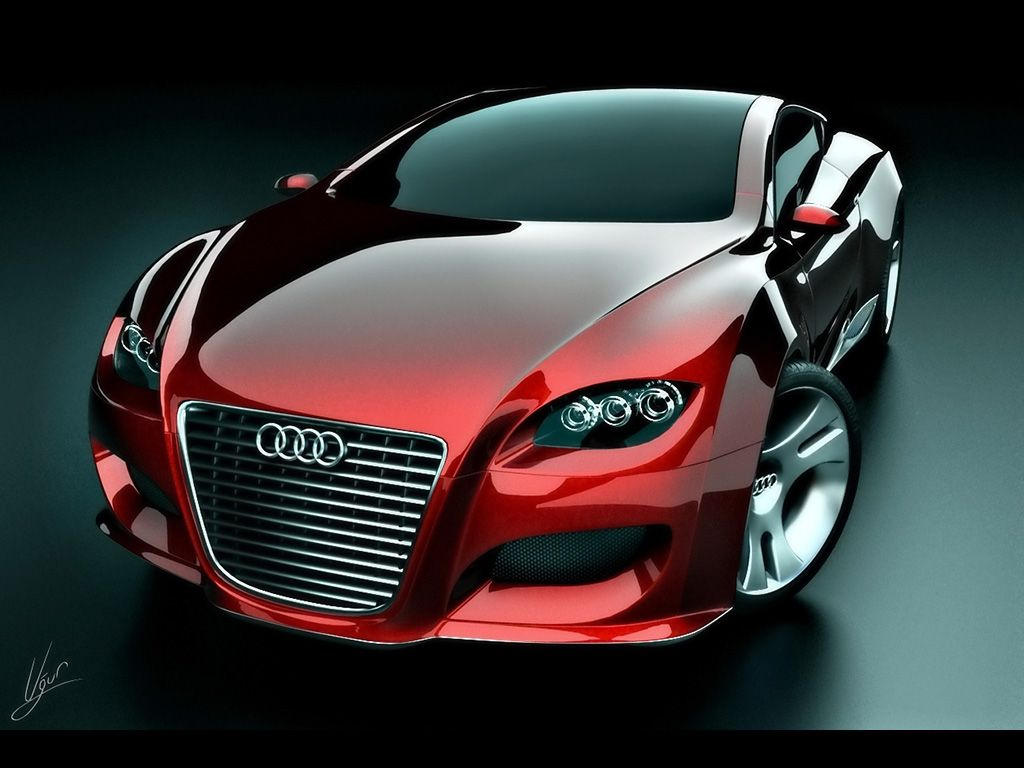 fond d'cran Audi Concept