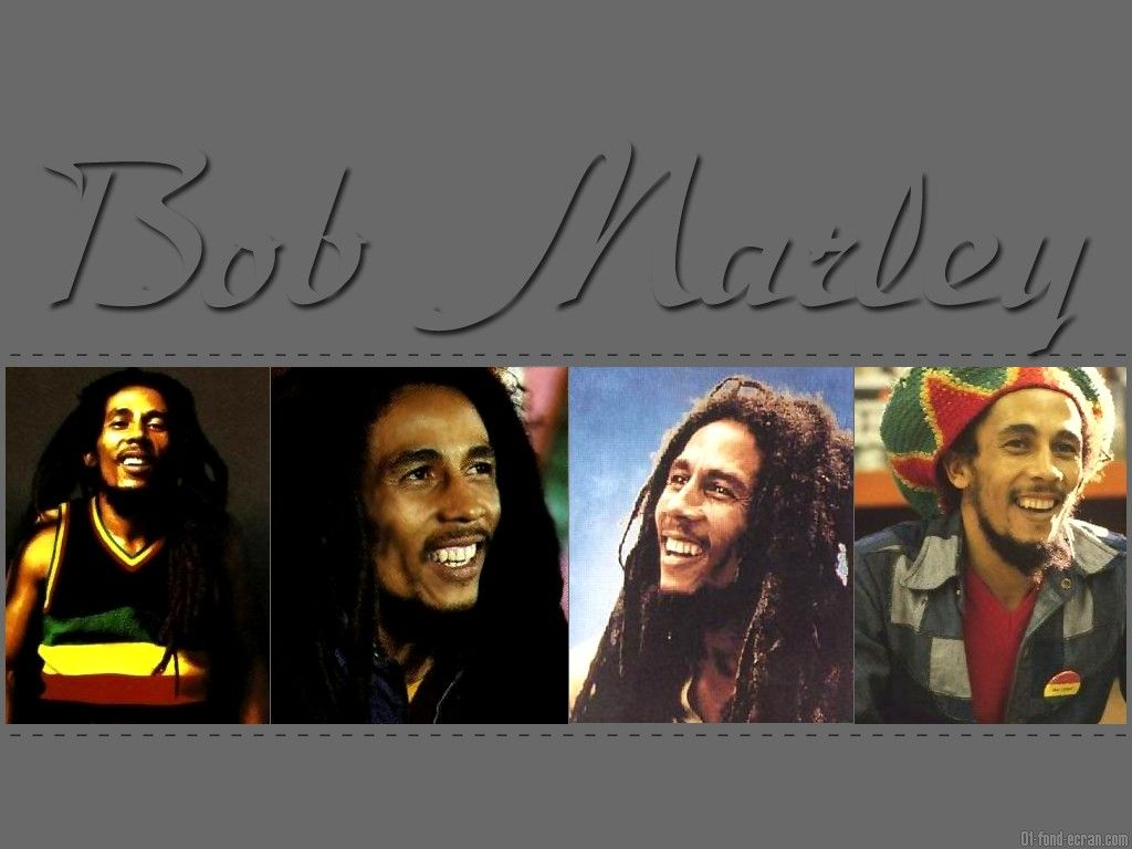 fond d'écran Bob Marley