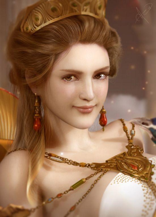 image femme déesse